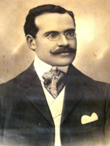 Heleodoro Araujo, un famoso jurisconsulto de la ciudad.