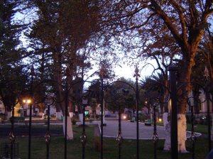 Dicen que aún ahora en la noche, cuando hay silencio absoluto, se puede escuchar en el parque La Libertad, la ronda de aquellos seres que se han perdido en la penumbra de un mundo oscuro porque no les permitieron nacer.