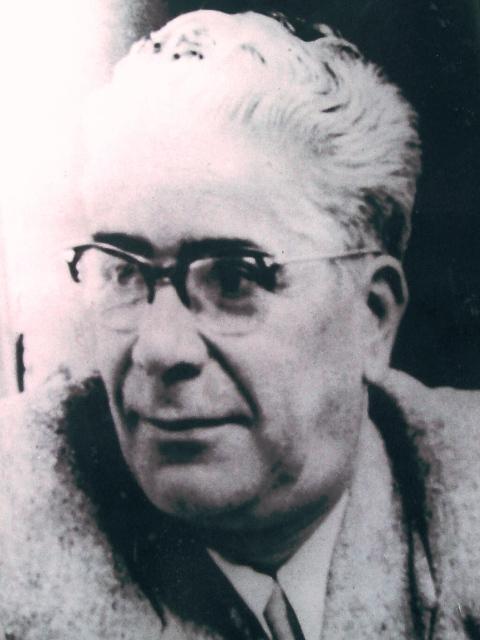 Jorge Moncayo Donoso, autor del Himno a Riobamba.